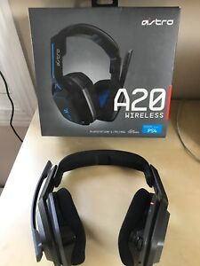 Astro A20 wireless PC/PS4 Gaming Headset