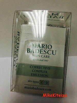 Mario Badescu Corrective Complex Emulsion 0.1oz x 12pcs BRAND NEW