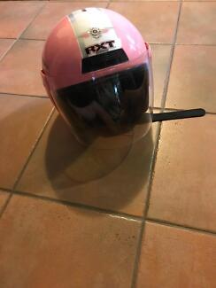 RXT Retro flip face helmet (size xs)