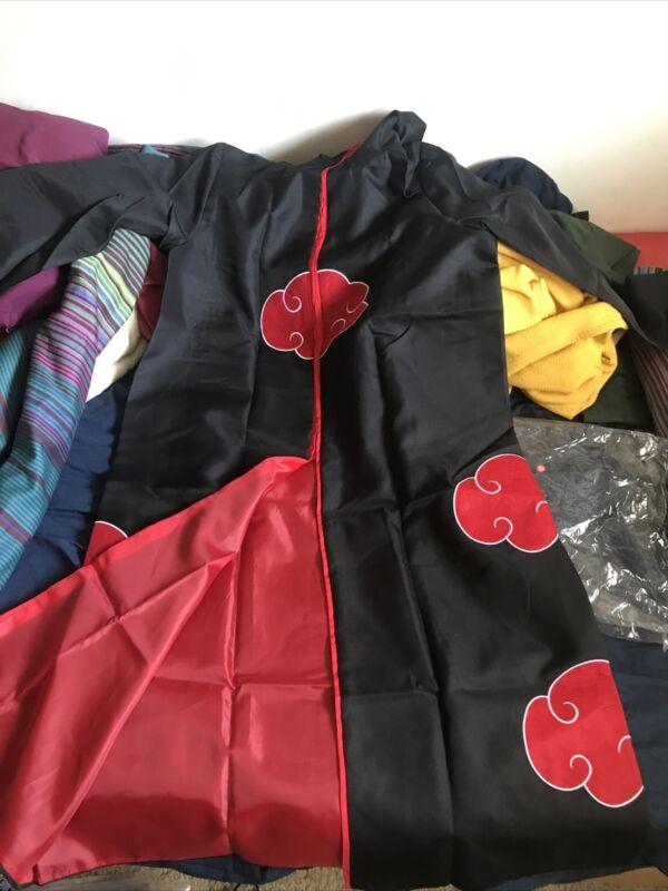 Naruto Akatsuki Cloak Robe Xxl Itachi Uchiha