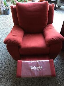 Italsofa lazy boy Eden Hill Bassendean Area Preview