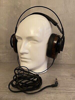 AudioQuest Nighthawk Over-Ear Kopfhörer Carbon Ohrhörer Headset Mikrofon NEU