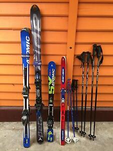 Bargain priced modern, quality skiis. Price is for the lo Beaconsfield Fremantle Area Preview