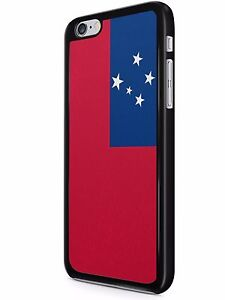 NAZIONE-BANDIERA-iPhone-6-7-Custodia-cover-samoa