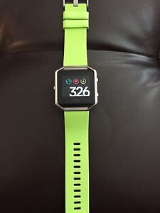 New condition Fitbit Blaze for sale