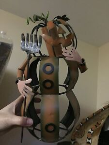Pumpkin Wine bottle Holder Halloween