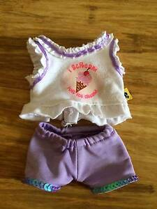 Second hand mini Build-A-Bear (Small-Fry) Clothes Wooloowin Brisbane North East Preview