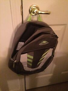 Trail maker backpack