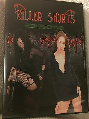 Low Budget Film - Killer Shorts (low budget independent HORROR movie) DVD