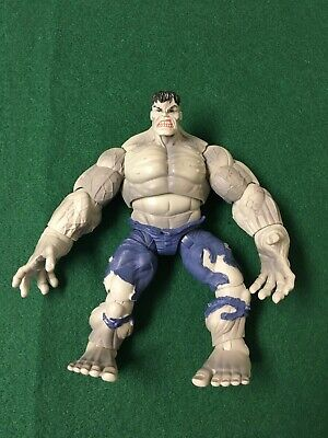 2008 Marvel Legends - Fin Fang Foom Series - Savage Grey Hulk