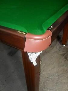 8'x4' new cloth + Fully restored Ace billiard table Branxholme Southern Grampians Preview