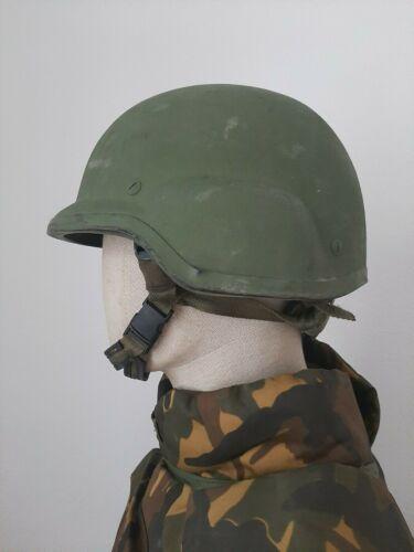 Romanian helmet used Afganistan, Irak, level IV