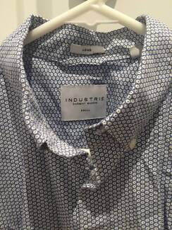 ALMOST BRAND NEW INDUSTRIE SHIRT SIZE S