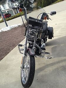 2007 Harley Davidson special edition Screaming Eagle
