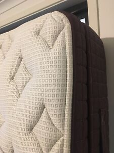 Double Euro Pillow Top Mattress by King Koil