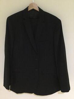 Trench men's suit