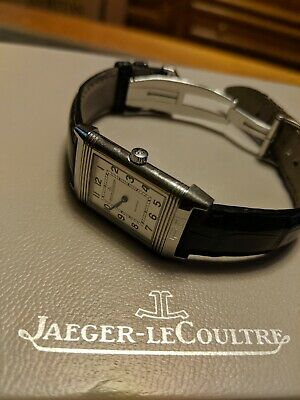 Jaeger-LeCoultre Reverso classic medium 23x48 box and papers 2013