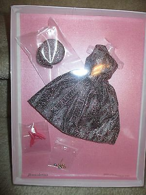 Barbie Outfit w/Accessories  - New with box - pillbox hat, dress, shoes, earring