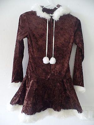 womens ESKIMO PRINCESS HALLOWEEN COSTUME DREAMGIRL BOOT COVERS MITTENS ARROWHEAD - Halloween Eskimo Boots