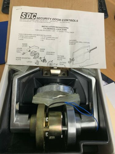 SDC Cylindrical Lockset--Z7200-NEW