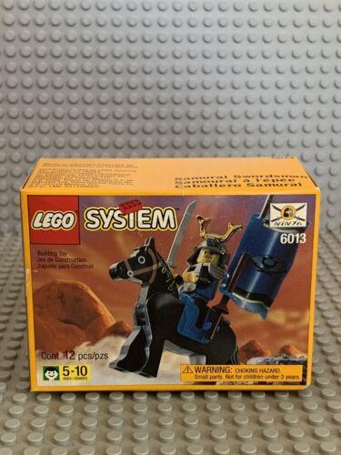 system samurai swordsman set 6013 nisb