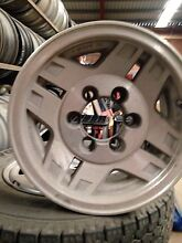 Hilux surf rims set of 4 rims 15 x7 Welshpool Canning Area Preview