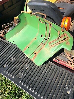 Lh Fender For John Deere 650 Tractor Am876117 Used