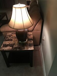 Nice brown lamp with tanned hat (like NEW!!!) Kitchener / Waterloo Kitchener Area image 5