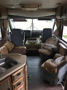 Moving must sell! 1983 Pacearrow motorhome for sale  $5000 obo