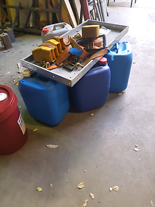 20 litre plastic drums Manning South Perth Area Preview