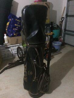 PGF hollow back full set golf clubs