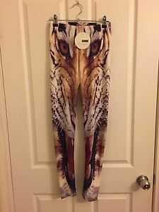 Tiger pattern leggings/tights Hallett Cove Marion Area Preview