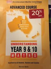 Yr 9 and 10 maths textbook used Taren Point Sutherland Area Preview