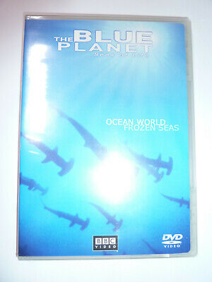 The Blue Planet: Seas of Life DVD BBC TV nature documentary ocean whales (The Blue Planet)