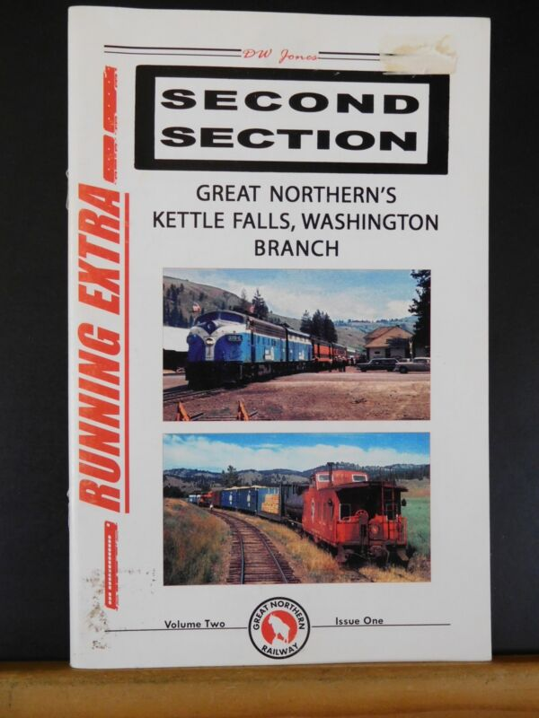 Running Extra Second Edition Volume 2 #2 Great Northern