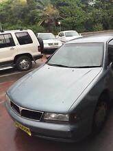 1998 Mitsubishi Magna Sedan Ashfield Ashfield Area Preview