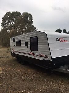 2017 Saturn Luxury Caravan Brand New!! Strathfieldsaye Bendigo City Preview