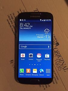 Samsung Galaxy S4 black 16gb