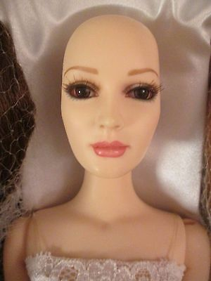 Shauna Ultimate Basic Tonner Doll Resin BJD 75 Made 2008 Angelic Dreamz Complete