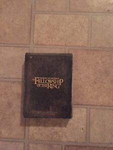 Fellowship of the ring special expended edition