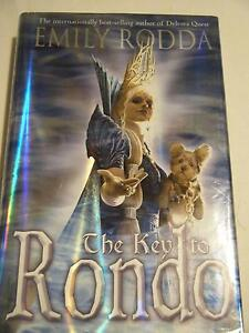 Emily Rodda  The Key To Rondo Hardcover in good condition Noranda Bayswater Area Preview