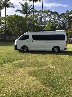 Toyota hiace Chinderah Tweed Heads Area Preview