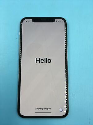 Apple iPhone 11 Pro - 64GB - Silver (Unlocked) A2160 (CDMA + GSM) S91