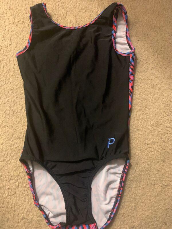 Plum Practicewear Adult Medium Leotard EUC