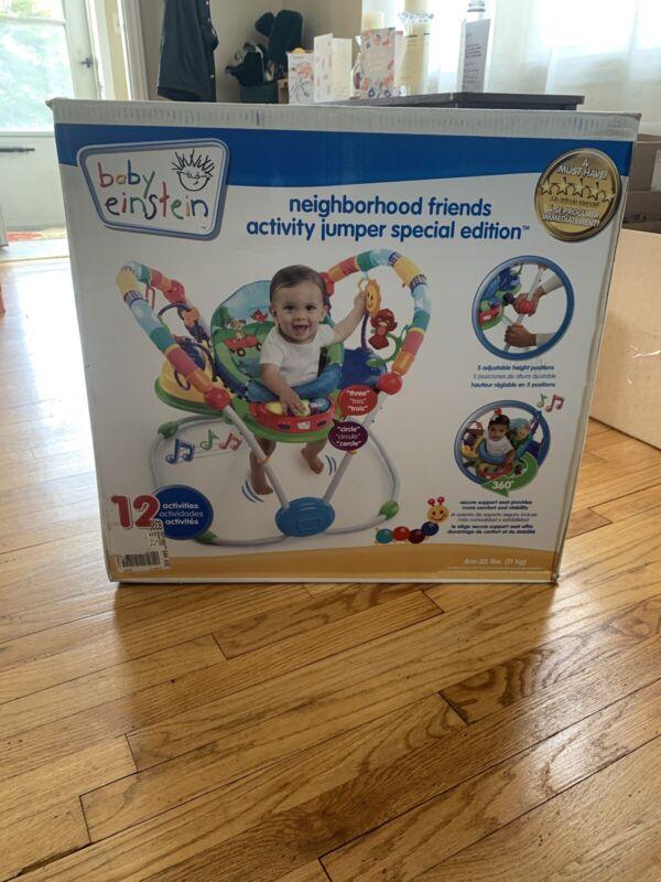 Baby Einstein Neighborhood Friends Activity Jumper (60184)