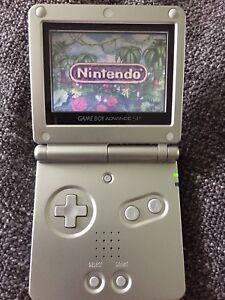 Gameboy Advance SP