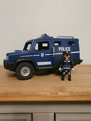 Playmobil 5674 City Action Tactical Unit Police Car