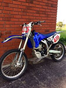YZF250 With Ownership. Must See!