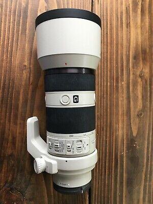 Sony FE 70-200mm f/4 FE OSS Lens (SEL70200G)