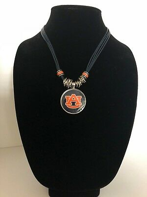 Auburn University Tigers -  Necklace Cord - NCAA Licensed -